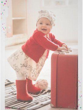 Robe enfant imprimé hiboux coton bio