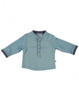 eloisbody-Tshirt-col-tunisien-bleu
