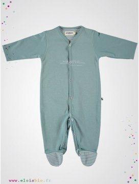 Pyjama bébé bleu