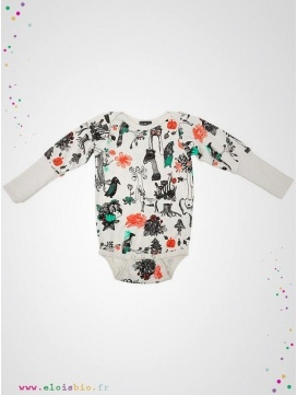 "Body enfant ""Enchanted Forest"""