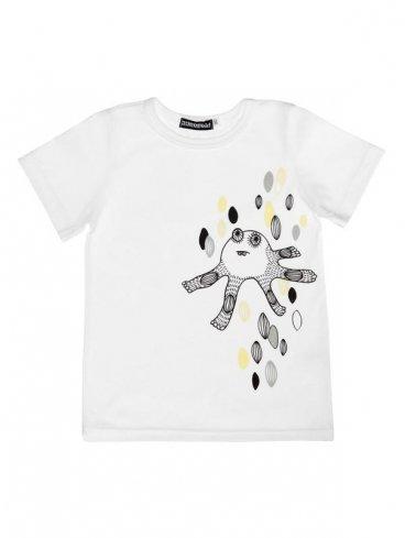 tee-shirt enfant monster coton bio fabrication europe Aarrekid