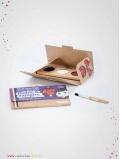 Kit de maquillage 3 couleurs bio Diable & Vampire