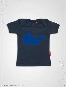 T-shirt enfant Wally the Wale