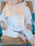 Blouse enfant lait en tissu lange