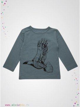Tshirt-enfant-Aigle-IgloIndi_ELOisBIO-fd