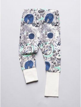 Legging-enfant-In-the-garden-coton-bio-aarrekid