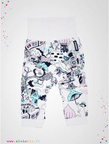 pantalon bebe valley coton bio fabrication europe aarrekid