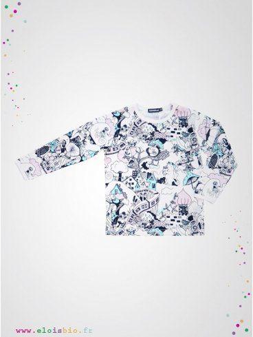 Tee-shirt-manches-longues-enfant-Valley-coton-bio-aarrekid