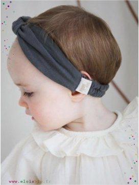Bandeau à cheveux enfant Iron gate