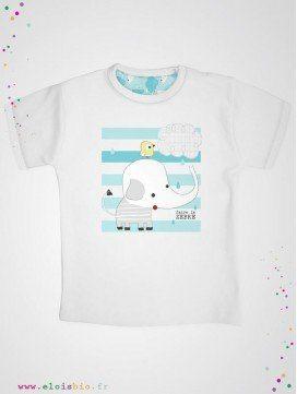 """T-shirt enfant """"Mini-Éléphant"""""""