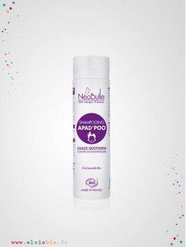 Shampoing Apad'poo naturel anti-poux