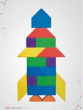 Jeu de construction Coloros