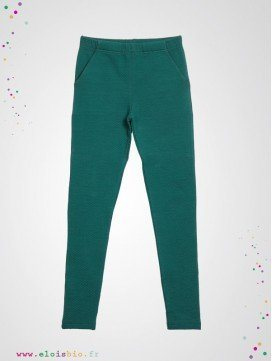 Pantalon Chino enfant coton bio fabrication Europe