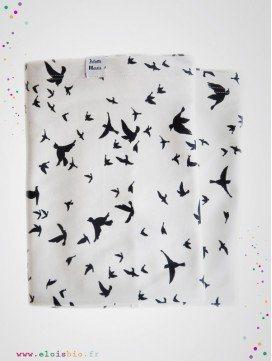 Porte-bébé bandeaux Les Oiseaux