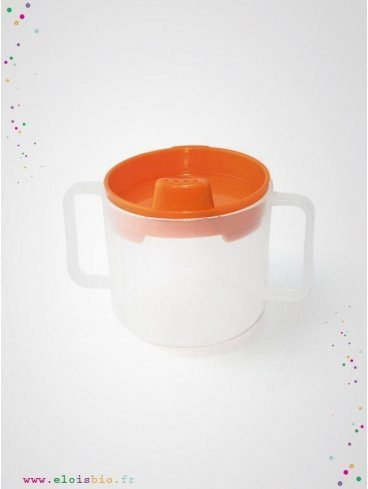 eloisbio-tasse avec couvercle orange