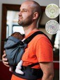 Porte-bébé préformé Néo Galet