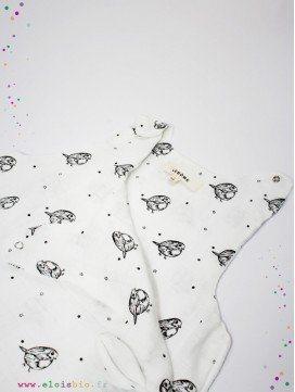 Gigoteuse printemps/été Jenny - imprimés Oiseaux