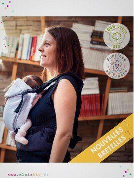 Porte-bébé préformé Néo Nuage V2