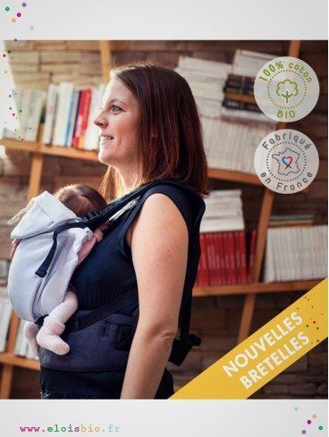 Porte-bébé préformé Néo Nuage