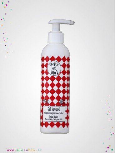 eloisbio-bouteille gel lavant