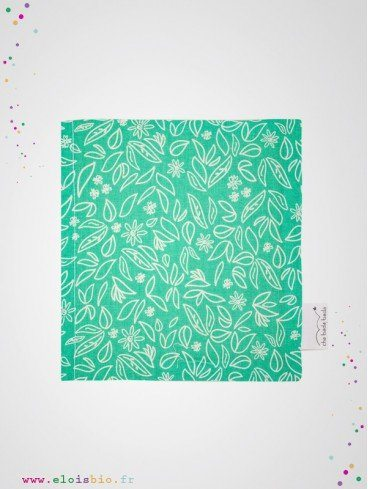 Bouillotte sèche imprimé eucalyptus