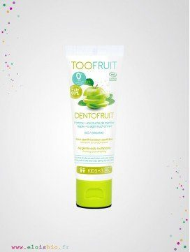 DENTOFRUIT - Dentifrice doux