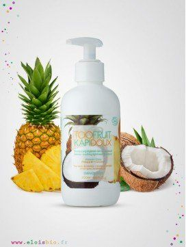 Kapidoux Shampoing ananas - coco