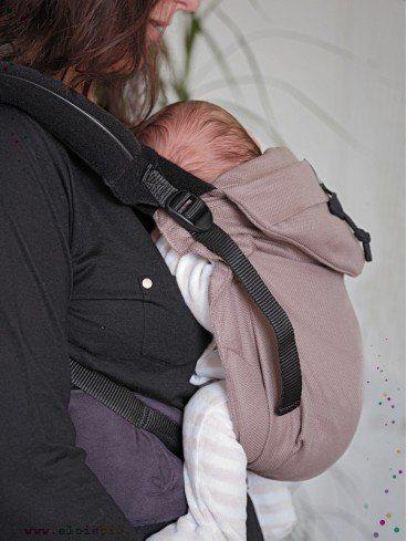 Porte-bébé préformé Néo Terre