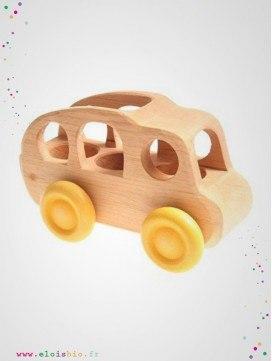 Omnibus en bois