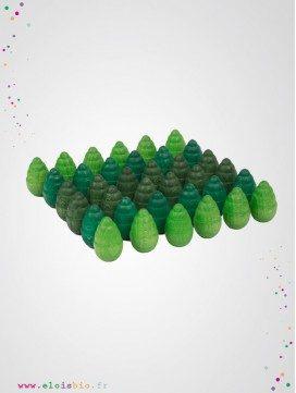 Mandala arbres jeu enfant bois naturel
