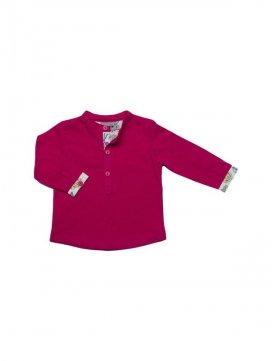 eloisbio-tshirt-col-tunisien-rougeframboise