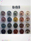 Tétines Bibs bébé, caoutchouc naturel, 15 couleurs, 3 tailles