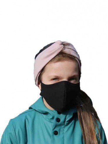 Masque de protection en tissu lavable enfant et adulte coton bio