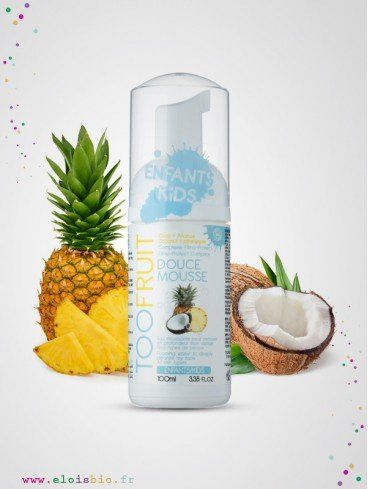 Douce Mousse Coco Ananas