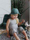 Bob, chapeau enfant coton bio