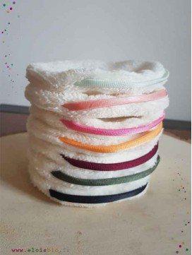 Pancakes, 7 couleurs de anses