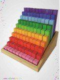 Escalier à construire en bois - 50 pièces