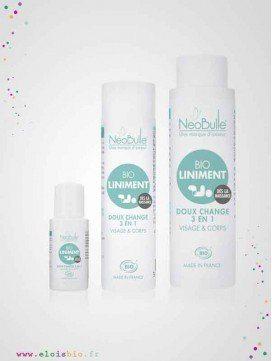 Bio liniment 3 en 1 pour le visage et pour le corps Néobulle
