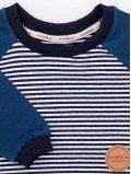 Tee-shirt enfant coton bio - Easy Dressing - Petrol, bleu en coton bio