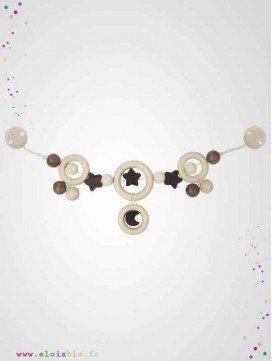 chaine-pour-poussette-bois-motifs-lune-etoiles-heimess-nature-eloisbio