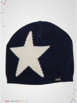"Bonnet Etoile ""Stjärna"" Marine"