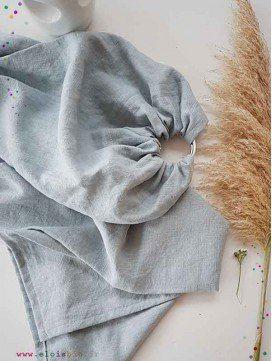 Écharpe de portage en lin - 7 coloris