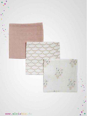 langes-bebe-motif-madeleine-gaze-coton-bio-maison-charlotte-eloisbio