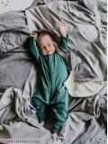 Pyjama sans pied / Combinaison en coton bio