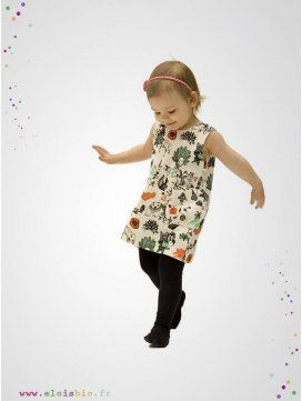 "Robe enfant ""Enchanted Forest"""