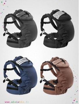 Porte-bébé préformé Néo Plus - 4 coloris