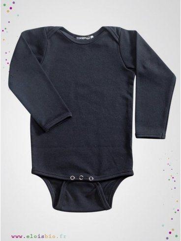 body-noir-enfant-col-us-coton-bio-aarrekid