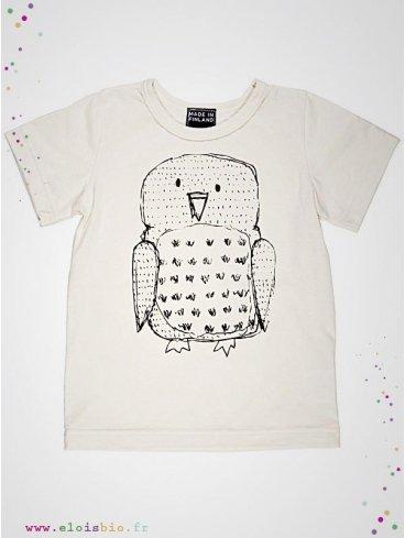 tee-shirt-enfant-manches-courtes-motif-hibou-coton-bio-aarrekid-eloisbio