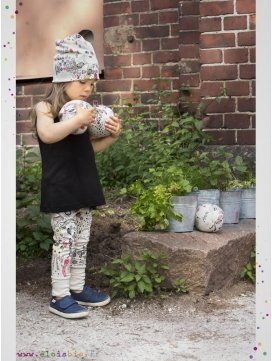 "Legging enfant imprimé ""Monsters"""