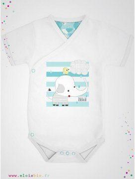 """Body naissance """"Mini-Éléphant"""""""